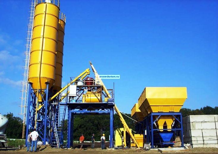 Продажа завода по производству бетона специальные бетоны презентация