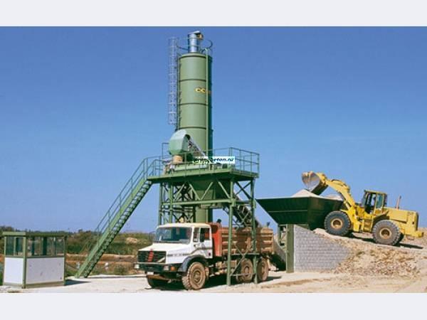 Бетонный завод одинцово свой бетон производство бетона спб