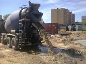 Бетон Рузский район. Купить бетон в Рузском районе с доставкой