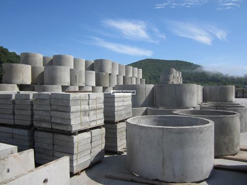 бетон в троицке купить