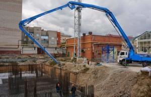 Эксплуатация бетононасоса