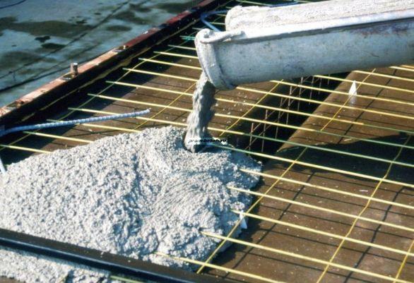 монолитный бетон стоимость