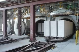Автоклавная обработка бетона и ЖБИ