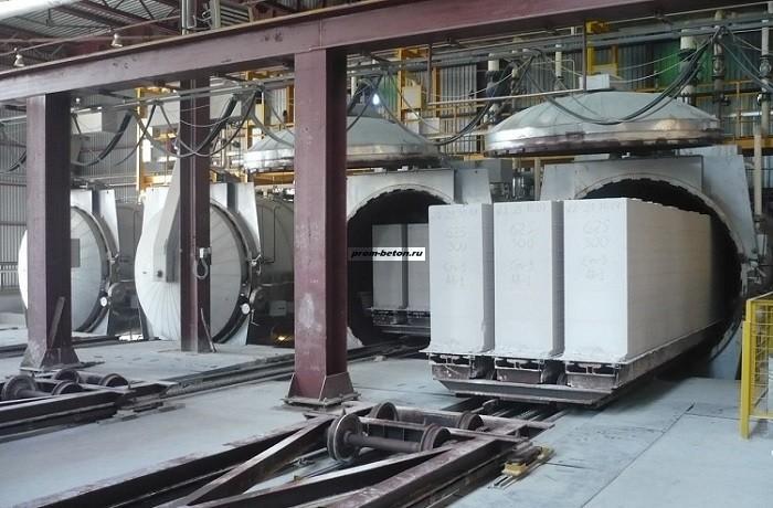 Автоклав бетона керамзитобетон м 50