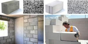 Изделия из легкого бетона