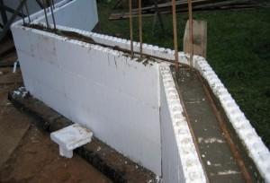 Применение лёгкого бетона