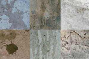 Виды коррозии бетона