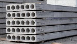 Железобетонные плиты для перекрытий