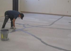 Реставрация покрытий из бетона
