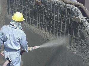 Самовосстанавливающее покрытие для бетона