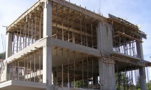 Монолитное строительство коттеджей