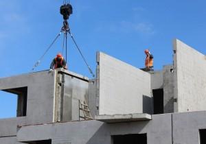 Панельное строительство домов