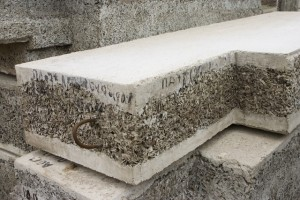 Строительство из арболитового бетона