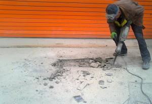 Технология ремонта бетонных покрытий