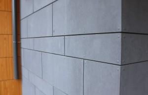 Фиброцементные фасадные плиты