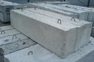Фундаментные блоки в частном строительстве