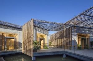Бамбук - материал для строительства