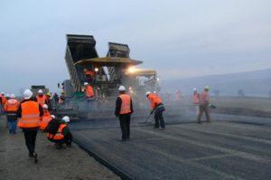 Качество строительства дорог за счет использования новых технологий строительства