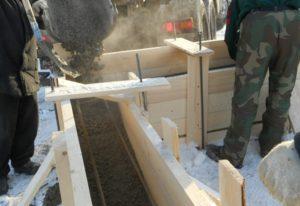Зимние добавки в бетон - формиат натрия и нитрит натрия