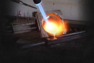 Как отремонтировать огнеупорный бетон