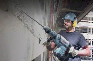 Правила демонтажа бетонных конструкций