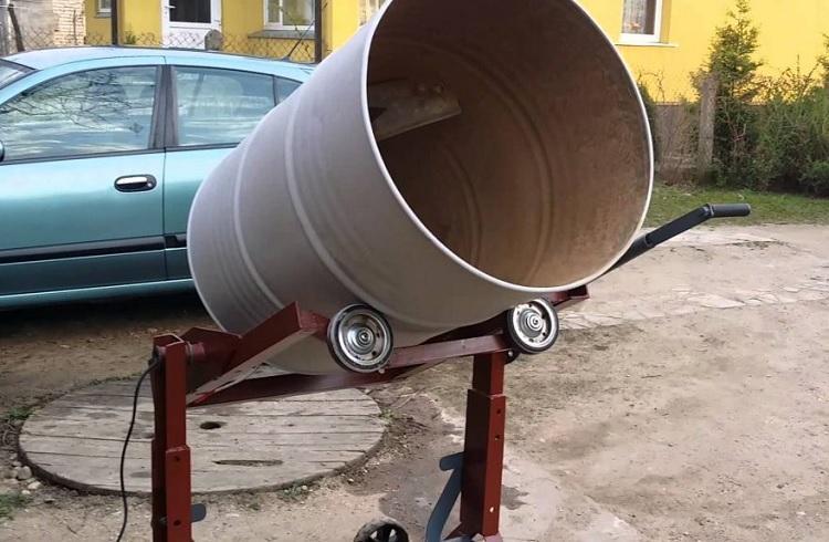 Бетономешалка для жестких бетонных смесей завод атланта бетон
