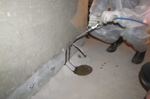 Анализ и заделка трещин в бетонных конструкциях инъекцированием