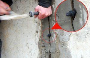 Анализ трещин в бетоне и поиск решения