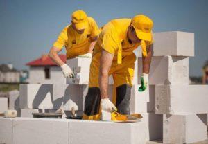 Газобетон его преимущества и использование в коттеджном строительстве