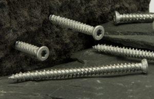 Как правильно вкрутить в бетонную основу