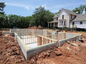 Шесть ошибок при строительстве фундамента дома