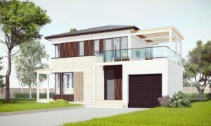 Модульное строительство малоэтажных домов