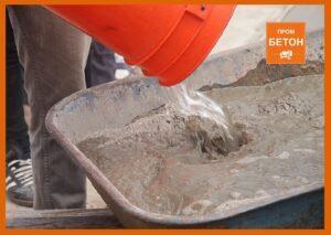 Вода незаменимый элемент для бетона
