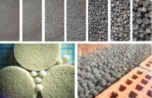 Искусственные наполнители для лёгких бетонов