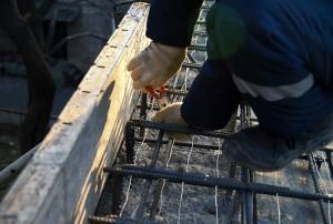 Электрообогрев бетона зимой