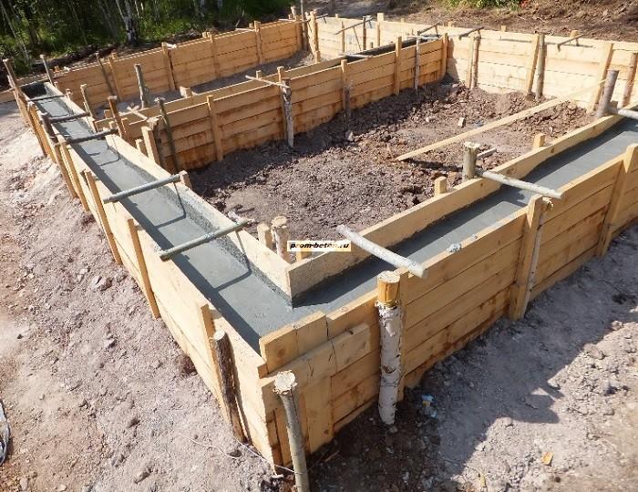 Комитет государственному через сколько можно строить дом после заливки фундамента