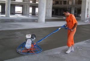 Упрочнение бетонного покрытия