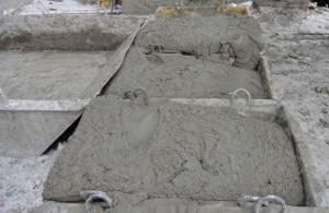 Качество бетона по внешнему виду