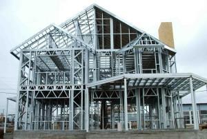 Виды каркасного строительства