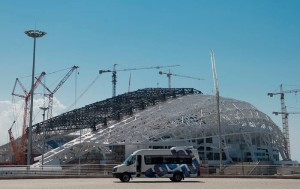 Монолитное строительство олимпийских объектов