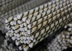 Композитная арматура для армирования бетона