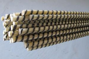Стеклопластиковая арматура с рифлением