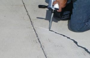 Технология ремонта бетонных полов