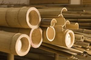 Бамбук строительный материал