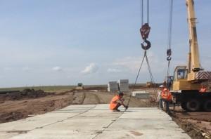 Использовании дорожных плит в строительстве