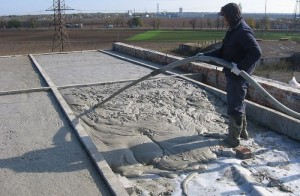 Применение фибропенобетона в строительстве