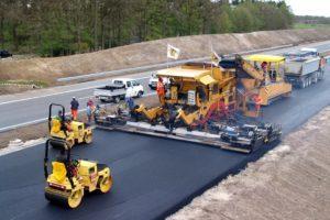 Строительство дорог - новые технологии